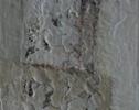Komposition 10.021.2 - Mischtechnik auf Leinwand - 20x100