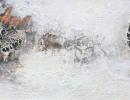 Komposition-10.025-Mischtechnik-auf-Leinwand-120x40