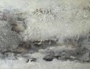 Komposition-10.049-Mischtechnik auf Leinwand-140x80