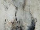 Komposition-10.123.1-Mischtechnik auf Leinwand-80x140
