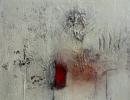 Komposition-9.100-Mischtechnik auf Leinwand-80x100