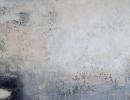 Komposition  9.134 - Mischtechnik auf Leinwand - 140x70