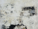 Komposition-10.130-Mischtechnik auf Leinwand-100x130