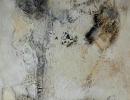 Komposition 10.013 - Mischtechnik auf Leinwand - 90x120