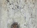 Komposition 10.058 - Mischtechnik auf Leinwand - 40x120