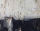 Komposition 9.126 - Mischtechnik auf Leinwand - 100x120