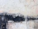 Komposition 10.098 - Mischtechnik auf Leinwand  -  80x100